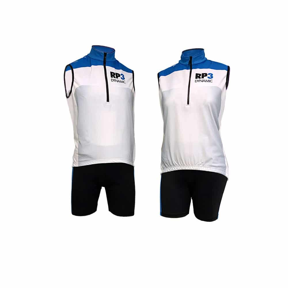RP3 Rowing Gilet Male Female Front